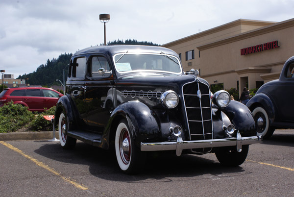 Untitled document for 1935 plymouth 4 door sedan