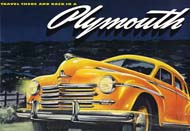 1946 Plym cover